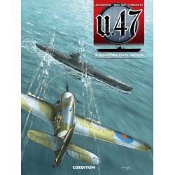 U-47 Vol. 3. Convoyes en el Ártico Comprar Coeditum Comic