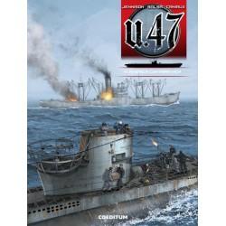 U-47 Vol. 4. América Contraataca Comprar Coeditum Comic
