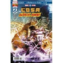 Marvel 2 en 1. La Cosa y la Antorcha Humana 6 Panini Comics