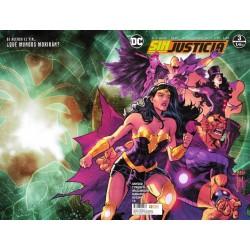 Liga de la Justicia. Sin Justicia 3