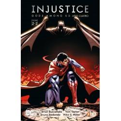 Injustice. Año Cuatro Vol. 2