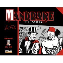 Mandrake El Mago 1965-1968 Comprar Dolmen Editorial