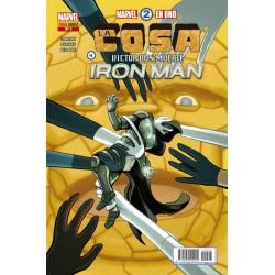 Marvel 2 en 1. La Cosa y la Antorcha Humana 7 Panini Comics