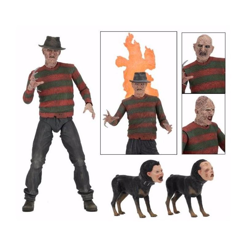 Freddy Krueger Ultimate Neca Pesadilla Elm Street 2 Figura Comprar NECA