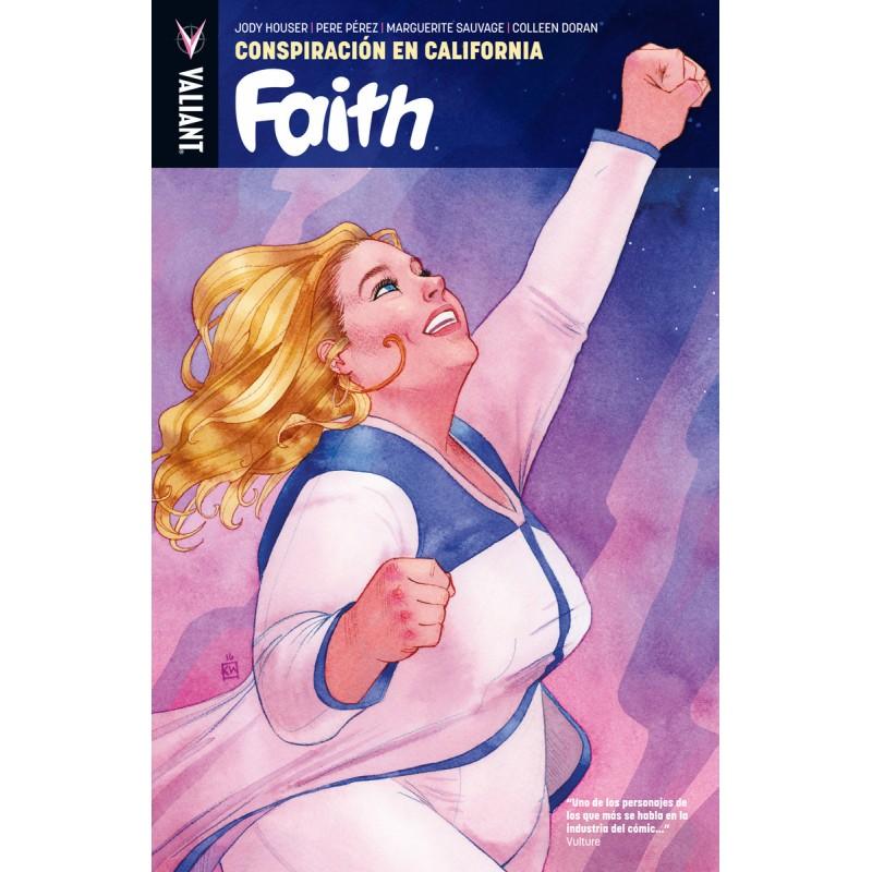 Faith 2. Conspiración en California