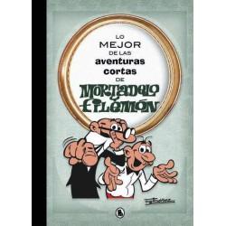 Lo Mejor de las Aventuras Cortas de Mortadelo y Filemon