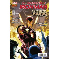 El Invencible Iron Man 96 Panini Comics
