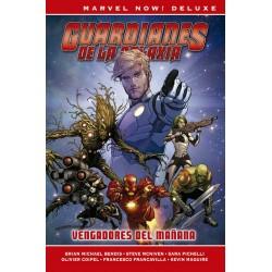 Guardianes de la Galaxia de Brian M. Bendis 1. Vengadores del Mañana (Marvel Now! Deluxe)