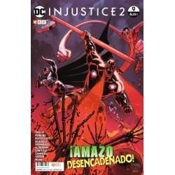 Injustice gods among us 67 ECC Comics videojuego