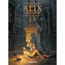 Comprar Alix Senator 7 El Poder y la Eternidad Coeditum Cómic