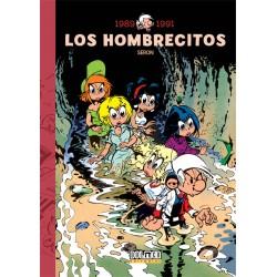 Los Hombrecitos 10 1989-1991 Dolmen Editorial