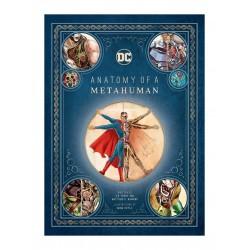 Imagén: Anatomy of a Metahuman Artbook DC Comics (En Inglés)