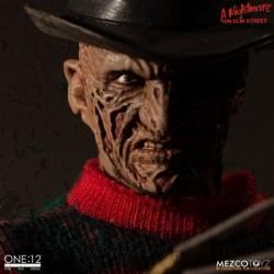Figura Freddy Krueger The One:12 Mezco Comprar