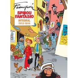 Comprar Spirou y Fantasio Integral 3 Franquin 1952-1954 Dibbuks