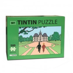 Puzzle Tintín Moulinsart
