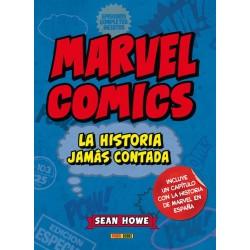 Marvel Comics. La Historia Jamás Contada
