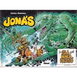 Jonas La Isla que Nunca Existió Comprar Comic Oferta Glénat
