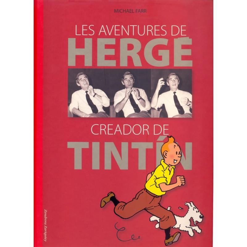 Les Aventuras d'Hergé. Creador De Tintín
