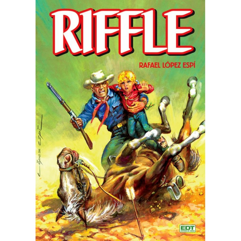 Riffle Comprar Comic Oferta Glénat