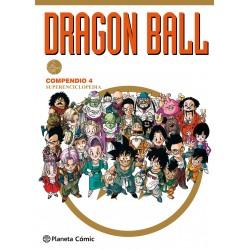 Dragon Ball Compendio 4 Planeta Comic Libro Toiyama