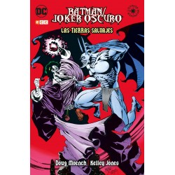 Batman / Joker Oscuro. Las Tierras Salvajes