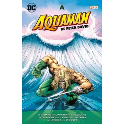 Aquaman de Peter David 1