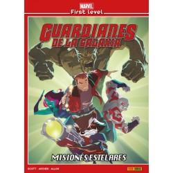 Marvel First Level 5. Guardianes de la Galaxia: Misiones Estelares