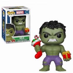 Figura Funko POP Hulk Navidad