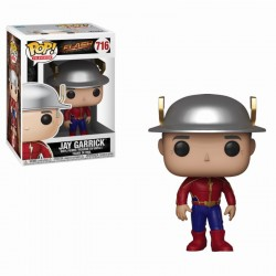 Jay Garrick Flash POP Funko