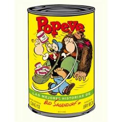 Popeye, Las Mejores Historias de Bud Sagendorf