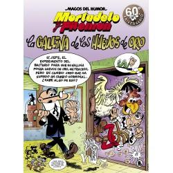 Magos del Humor 196. La Gallina de los Huevos de Oro Ediciones B Magos del Humor