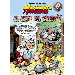 Magos del Humor 195. Mortadelo y Filemón. El Caso del Calcetín Ediciones B Magos del Humor