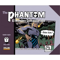 The Phantom El Hombre Enmascarado 1962-1965 Dolmen Comic