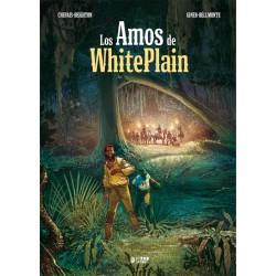 Los Amos de Whiteplain Yermo Ediciones Comic