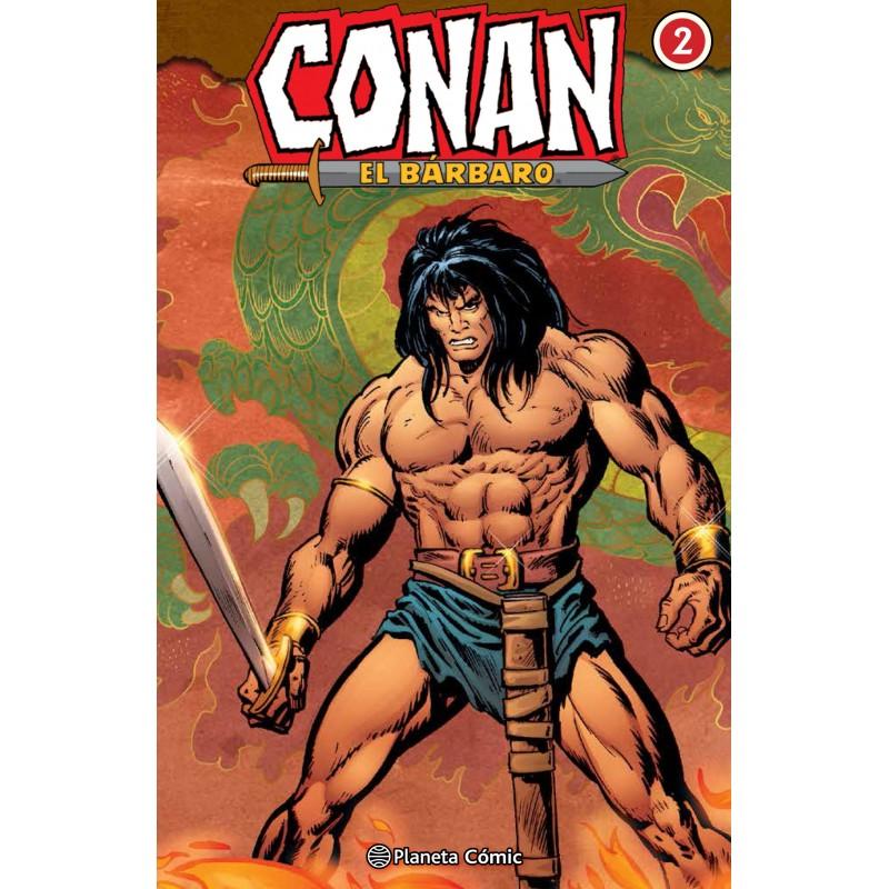 Conan El Bárbaro (Integral) 2