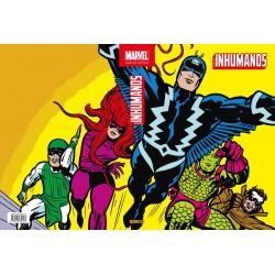 Los Inhumanos (Marvel Limited Edition)