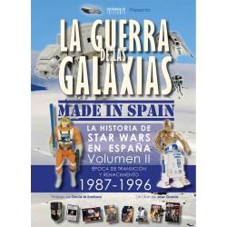 La Guerra de las Galaxias. Made In Spain. Época de Transcición y Renacimiento 1987-1996 Comprar Diabolo
