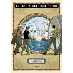 El Tesoro del Cisne Negro Comic Astiberri