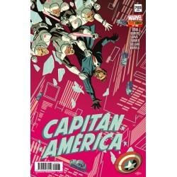 Capitán América 98 Panini Comics