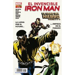 El Invencible Iron Man 97 Panini Comics