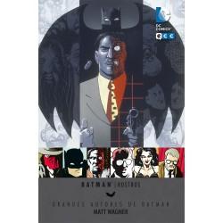 Grandes Autores de Batman: Matt Wagner. Rostros
