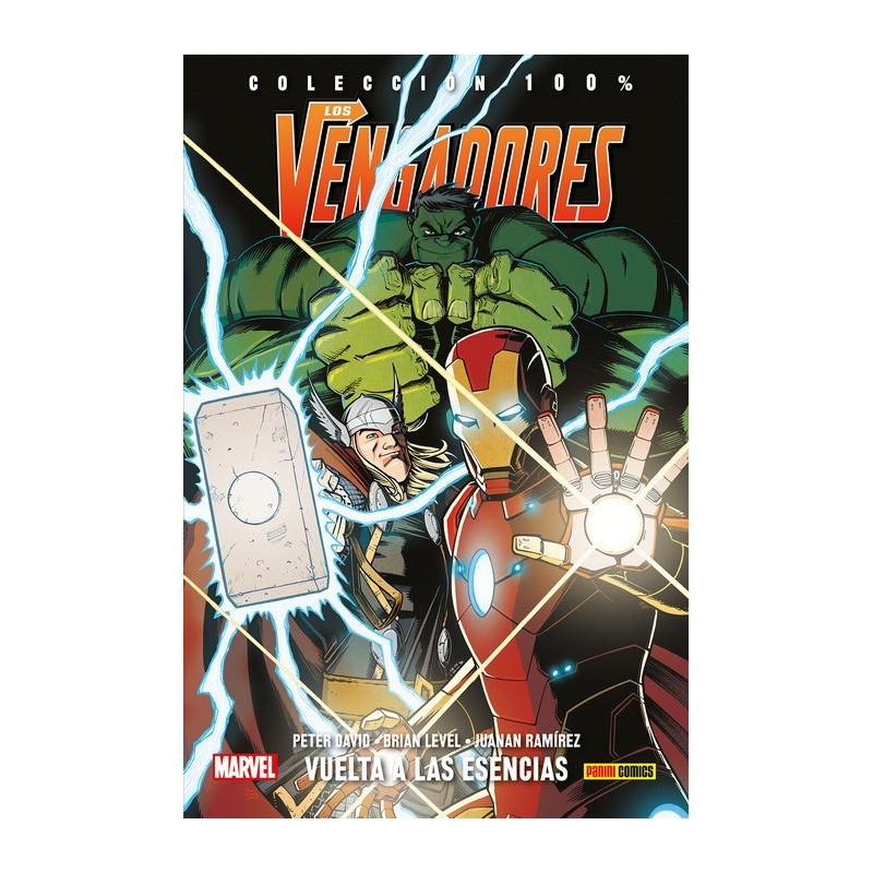 Los Vengadores. Vuelta a las Esencias  (100% Marvel)