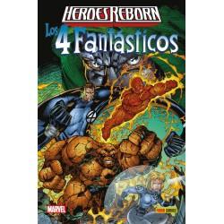 Heroes Reborn. Los 4 Fantásticos