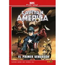 Marvel First Level 7. Capitán América. El Primer Vengador