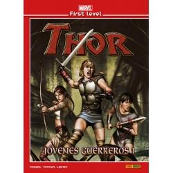 Marvel First Level 8. Thor. Jóvenes Guerreros 1