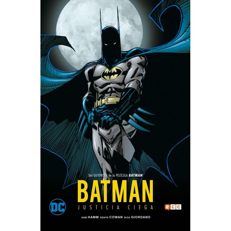 Batman. Justicia Ciega DC Comics ECC Ediciones