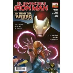El Invencible Iron Man 98 Panini Comics