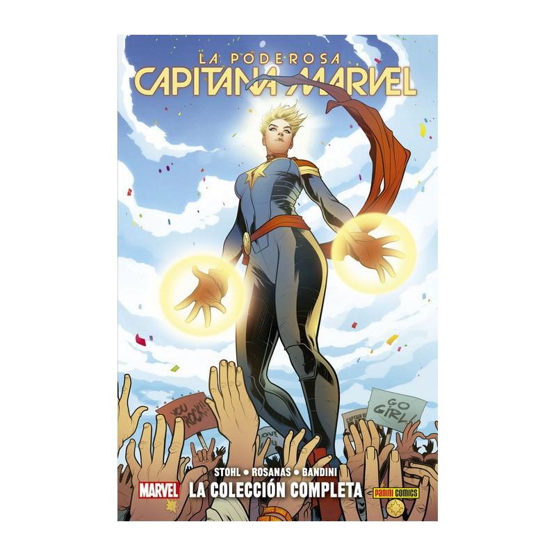 La Poderosa Capitana Marvel. La Colección Completa (100% Marvel HC)