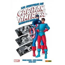 Las Aventuras del Capitán América, Centinela de la Libertad 100% Marvel HC