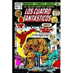 Los 4 Fantásticos 9 (Marvel Gold)